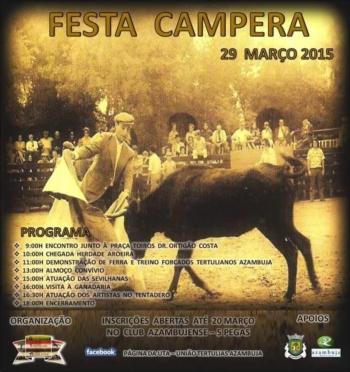 Festa Campera da União de Tertúlias de Azambuja