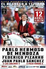 Pablo Hermozo de Mendoza regressa a Tijuana