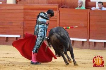 Orelha para João Martins em Jerez de la Frontera