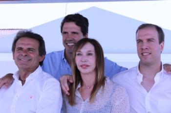 Helena e Joaquim Bastinhas receberam a Nova Gente no Monte das Algramassas