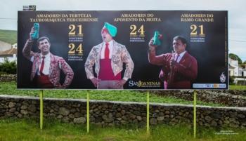 As Sanjoaninas de 2015 mantêm o seu nível taurino a meio do Atlântico