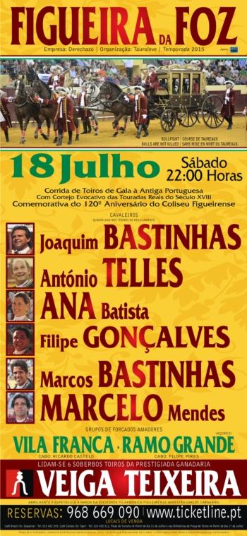 Sábado comemora-se o 120º aniversário do Coliseu Figueirense