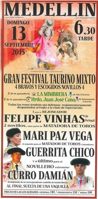 Felipe Vinhais actuou no Domingo, 13 de Setembro em Espanha