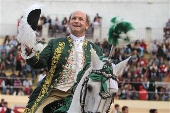 As emotivas declarações de António Ribeiro Telles, sobre a corrida de ALMEIRIM!