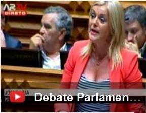 Vídeos das declarações dos deputados