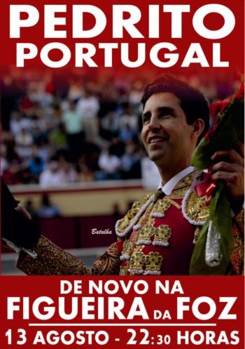 PEDRITO DE PORTUGAL SÁBADO NA FIGUEIRA DA FOZ