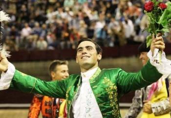 David Gomes corta Orelha em Cebreros, Espanha