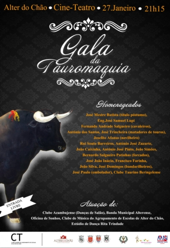 Gala da Tauromaquia em Alter-do-Chão