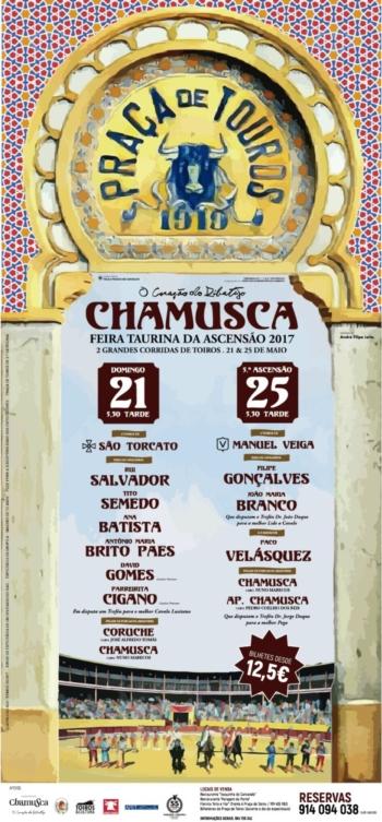 Apresentação da Feira de Ascensão na Chamusca 2017