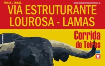 LOUROSA ADIADA PARA DOMINGO, 14 DE MAIO