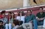 Reportagem fotográfica, da bancada, da Corrida de 10 de Junho em Santarém.